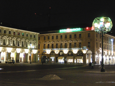 トリノの街角2