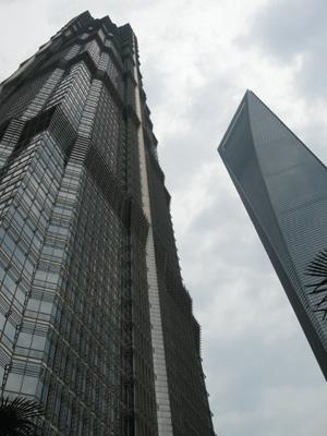 上海グランドハイアット 森ビル