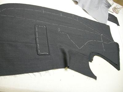 京都市M様のスーツ6