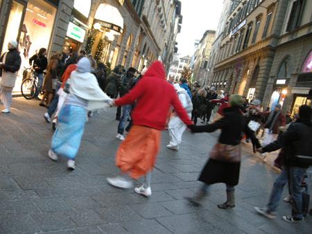 フィレンツェの街角4
