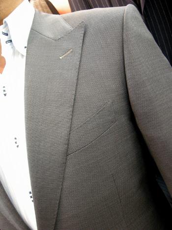 大阪市 Tさまのスーツ10