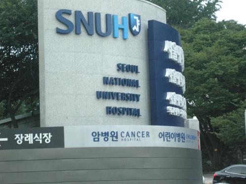 ソウルの街角16