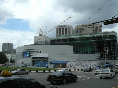 ソウルの街角3