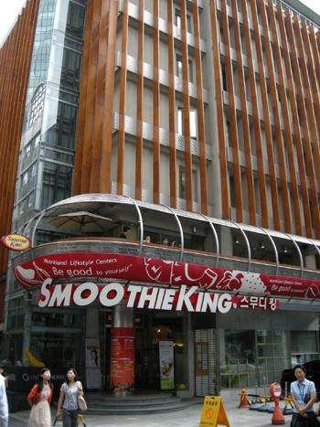 ソウルの街角4