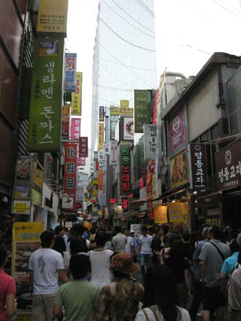 ソウルの街角5