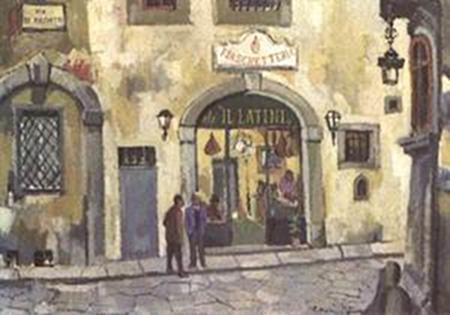 フィレンツェの街角 PART3-25