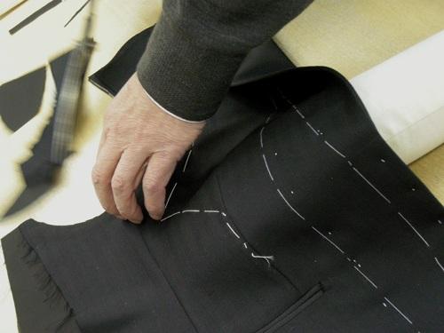 柳崎さまのスーツ11