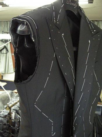 柳崎さまのスーツ13