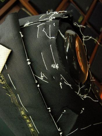 柳崎さまのスーツ7