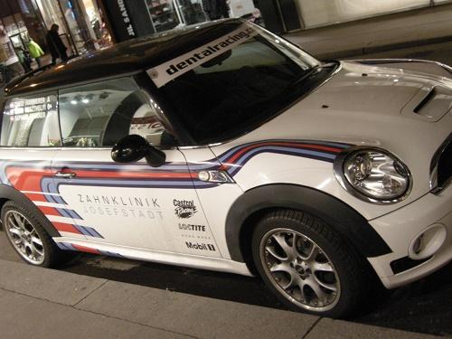 ウィーンで見つけた車2