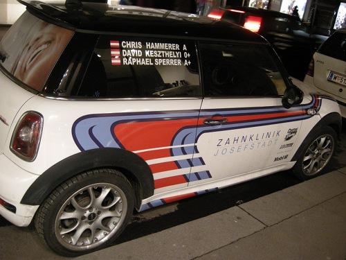 ウィーンで見つけた車3