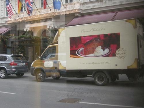 ウィーンで見つけた車4