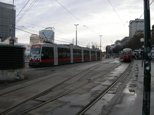 ウィーン 路面電車