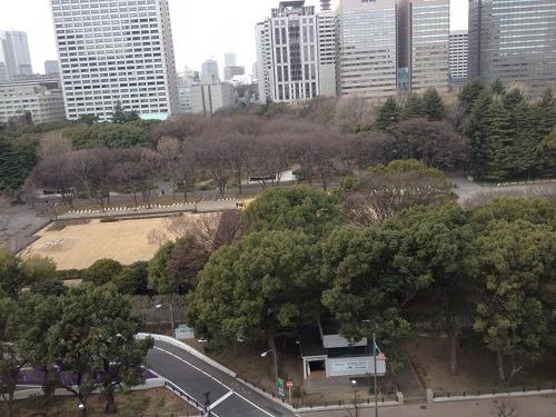 東京出張 in 帝国ホテル 3