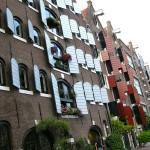 アムステルダムの路地裏 2014.06.07