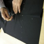 S様の仮縫い