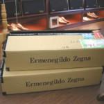 ゼニアオーダースーツ 秋物第2弾 入荷しました 2008.08.23