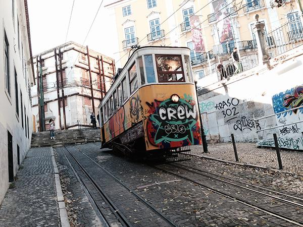 リスボン路面電車3