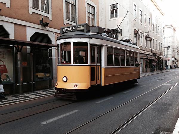 リスボン路面電車4