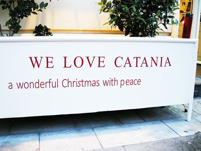 WE LOVE CATANIA