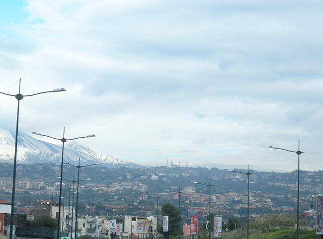 カターニア エトナ山