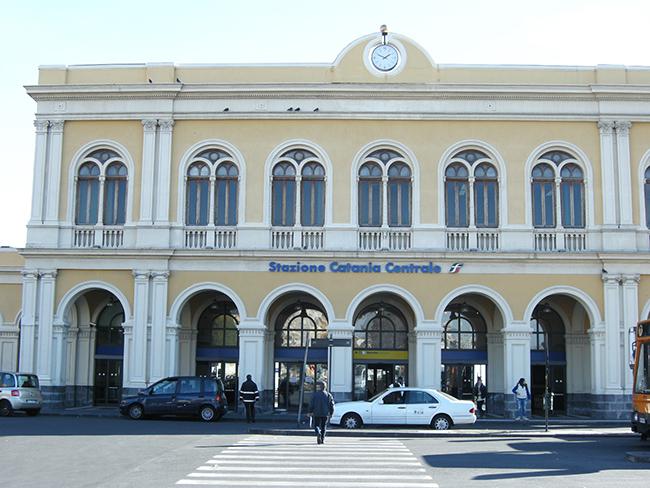 カターニア駅