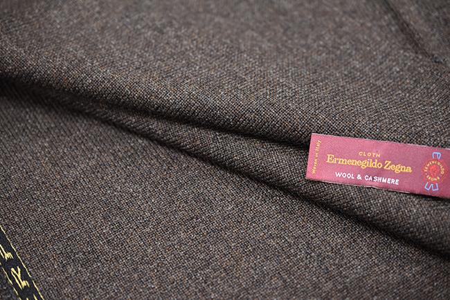 zegna wool & cashmere