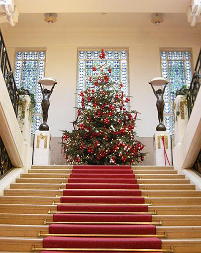 クリスマスツリー ウィーン