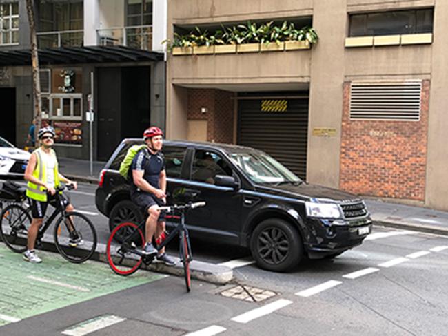 シドニー自転車