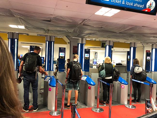 シドニー空港3