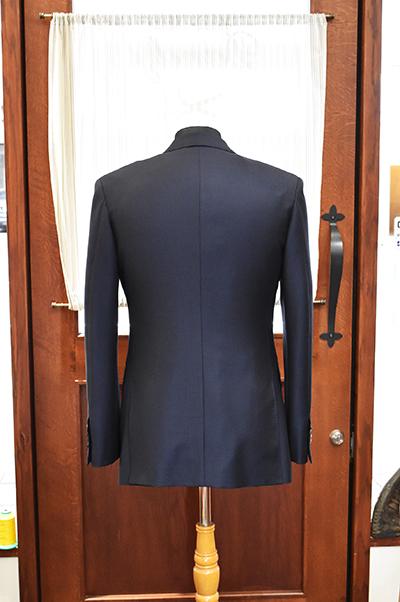 仕上がりスーツ