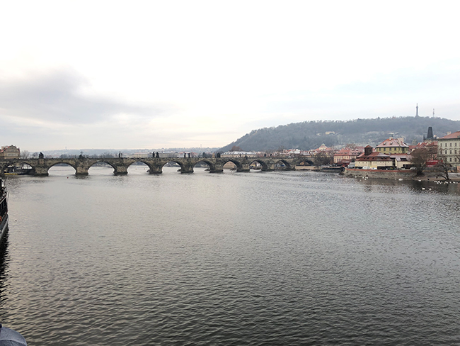 CharlesBridge カレル橋