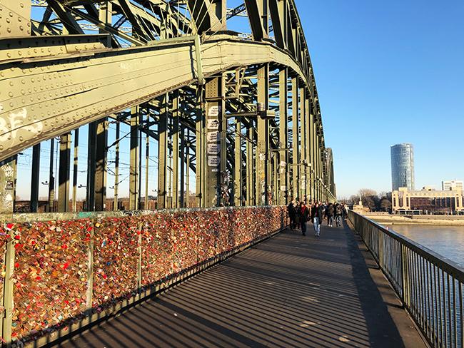 Hohenzollern Bridge2