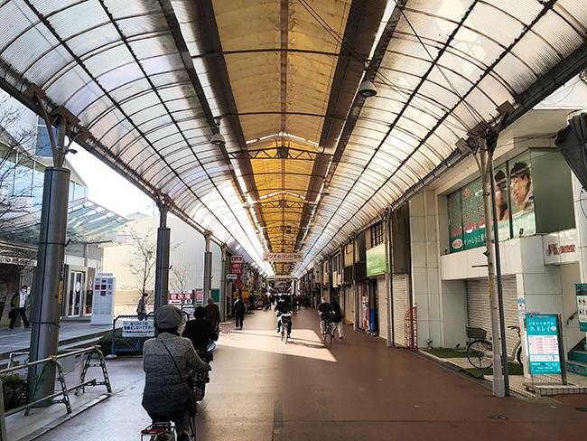 姫路駅前商店街